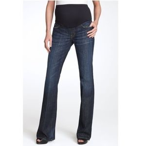 CITIZENS OF HUMANITY Maternity Bootcut Jea…